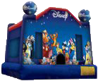 World Of Disney Bounce House 15×15