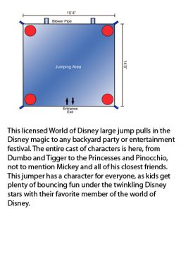 info page world of disney