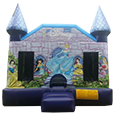 Disney Princess bouncer House 15×15