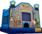 Toy Story Bounce House 15×15